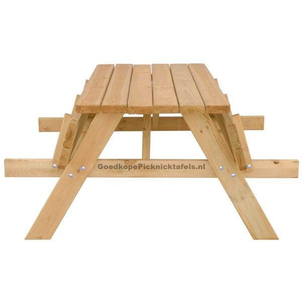 Picknicktafel 150 vooraanzicht