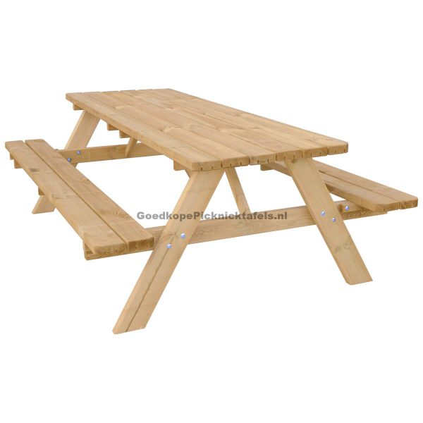Picknicktafel 210 centimeter