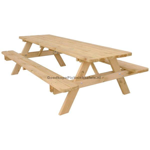 Picknicktafel 8 personen